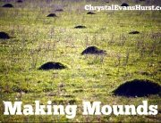 making-mounds