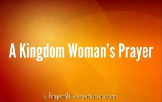 KW Prayer