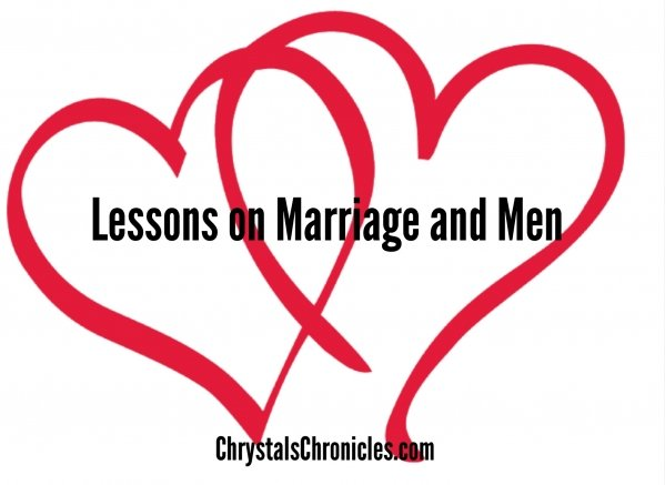 Lessons on Marriage