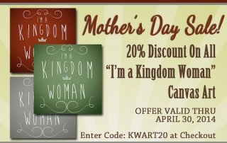 Kingdom Woman Sale