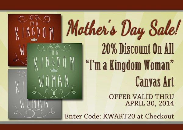 Kingdom Woman Sale