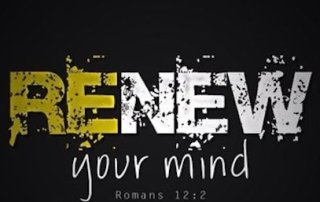 Renew Your Mind