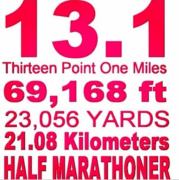 Half Marathoner