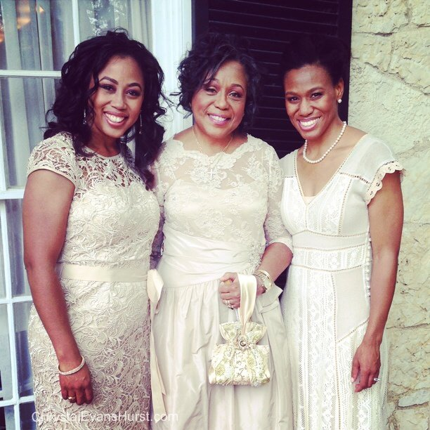 Mom daughters