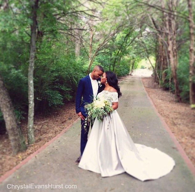 newlyweds trees