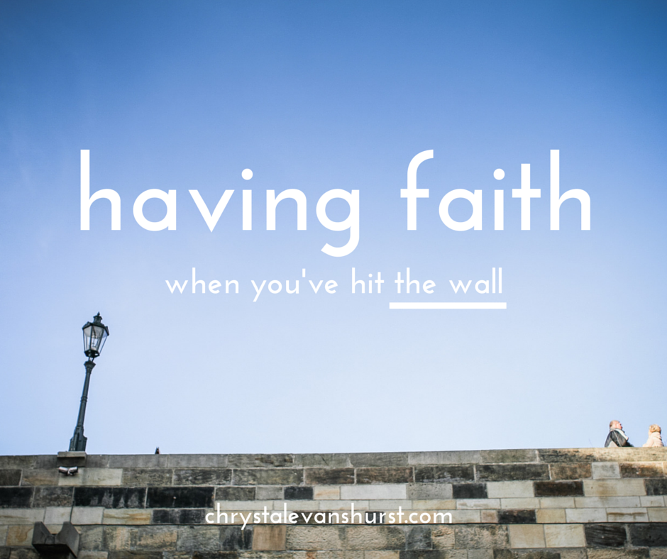 Having Faith - Facebook-Insta
