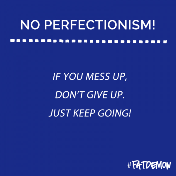 FDPerfectionism