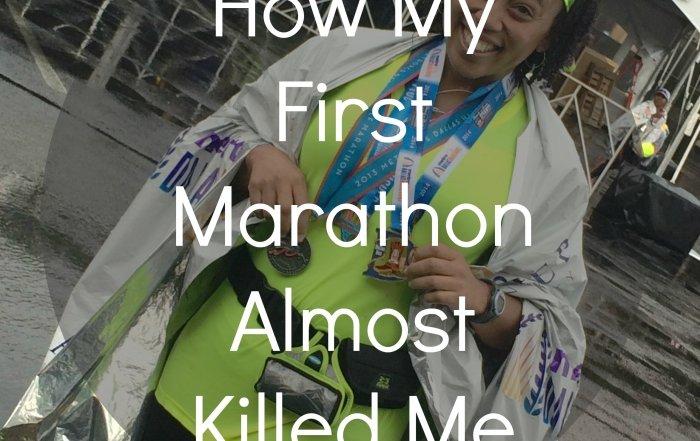 First Marathon Podcast