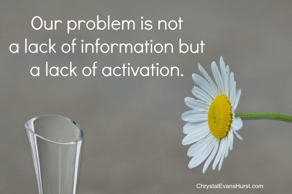lack of info