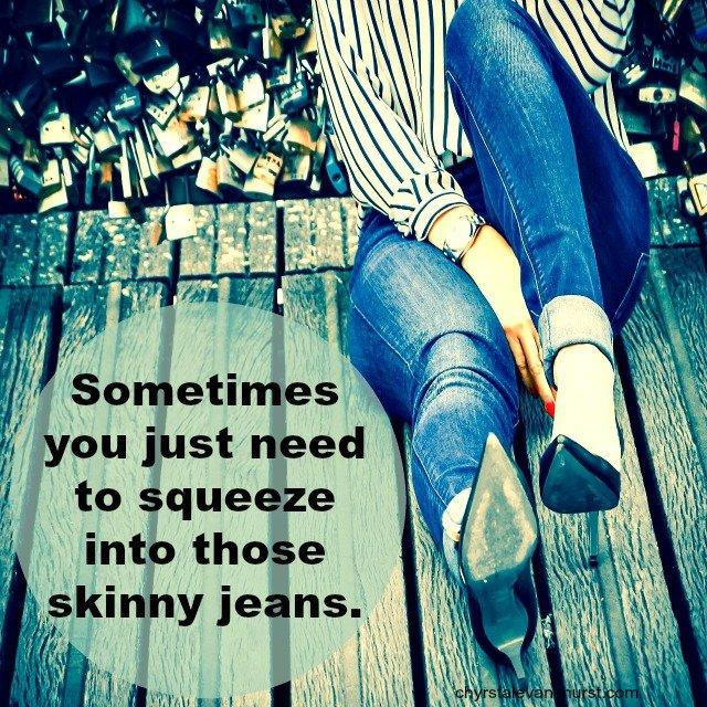 skinny jeans (insta)