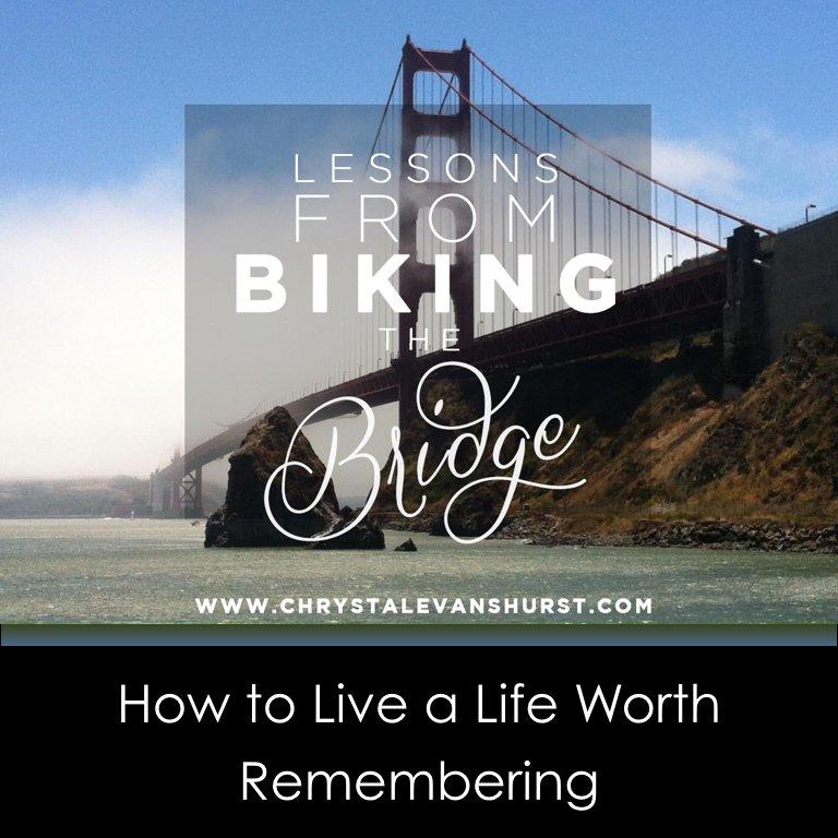 Biking the Bridge 3.001