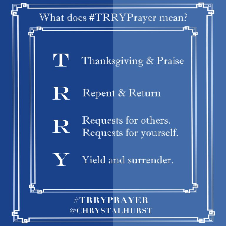 TRRYPrayer 28 Day Instagram Challenge.001