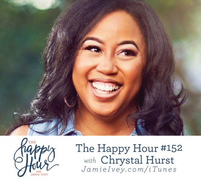 The Happy Hour with Jamie Ivey and guest Chrystal